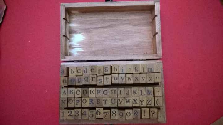 timbri di legno