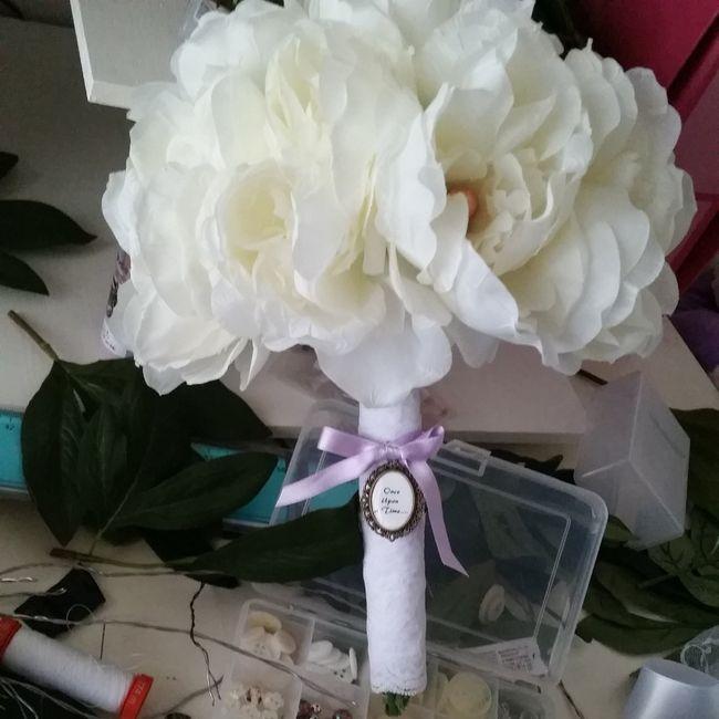 Bouquet fai da te finito - 1