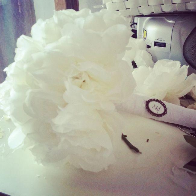 Bouquet fai da te finito - 2