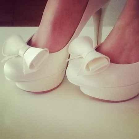 scarpe arrivate