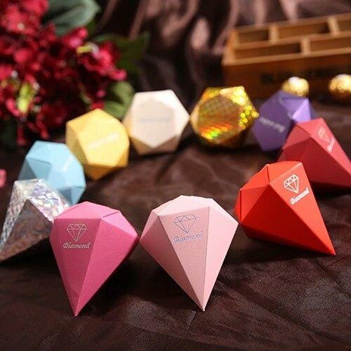 Matrimonio Tema Origami : Gnaposto tema diamante help fai da te forum