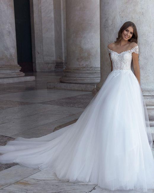 Hai scelto un abito da sposa stile principessa? 1