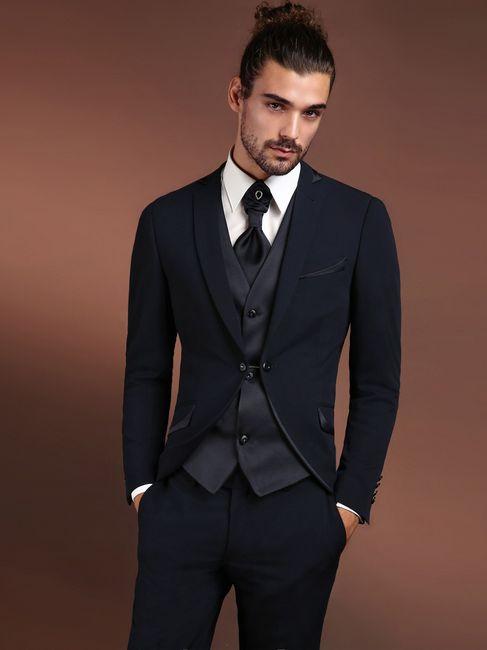 Quale di questi vestiti da sposo ti piace di più? 2