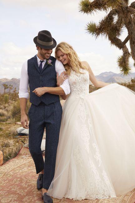 Quale di questi vestiti da sposo ti piace di più? 3