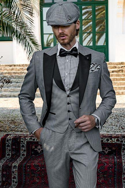 Quale di questi vestiti da sposo ti piace di più? 4