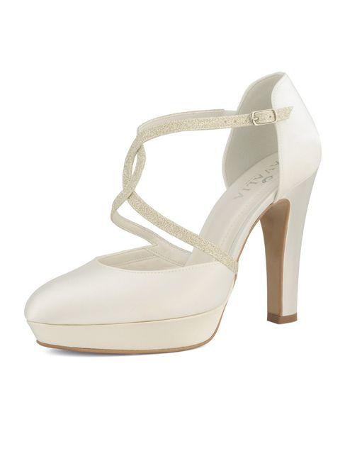 Le scarpe da sposa che indosseresti 1