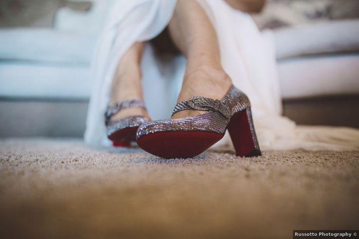 Scopri le scarpe per i tuoi passi più importanti - Il risultato 3