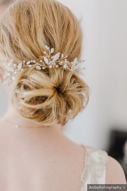 Acconciature sposa: 7 idee a tutto volume! 7