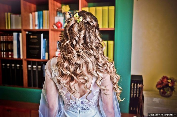 Acconciature sposa: 7 idee a tutto volume! 3