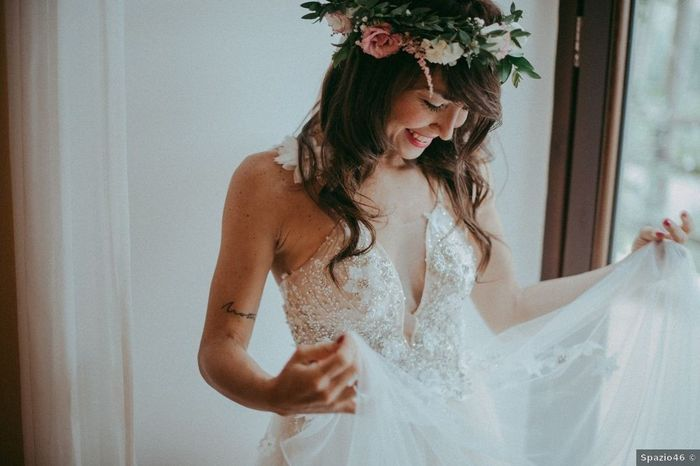 Acconciature sposa: 7 idee a tutto volume! 4