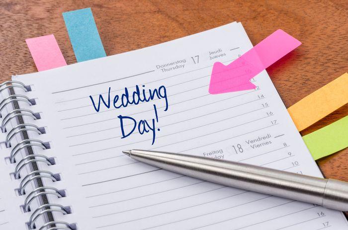 Diario della sposa o wedding organizer? Votate!📕👇🏻 1