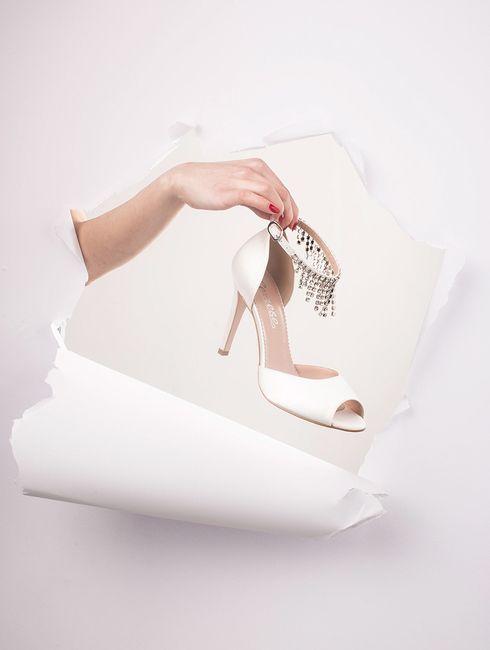 10 scarpe gioiello per la sposa: quale sceglieresti? 4