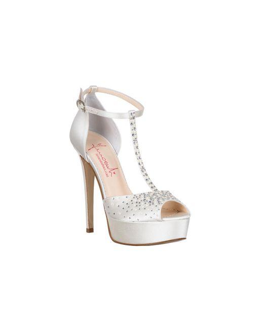 10 scarpe gioiello per la sposa: quale sceglieresti? 5