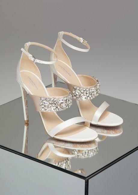 10 scarpe gioiello per la sposa: quale sceglieresti? 6
