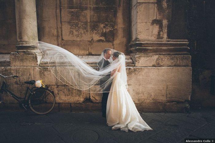 Moda nozze: faresti a meno del velo? 1