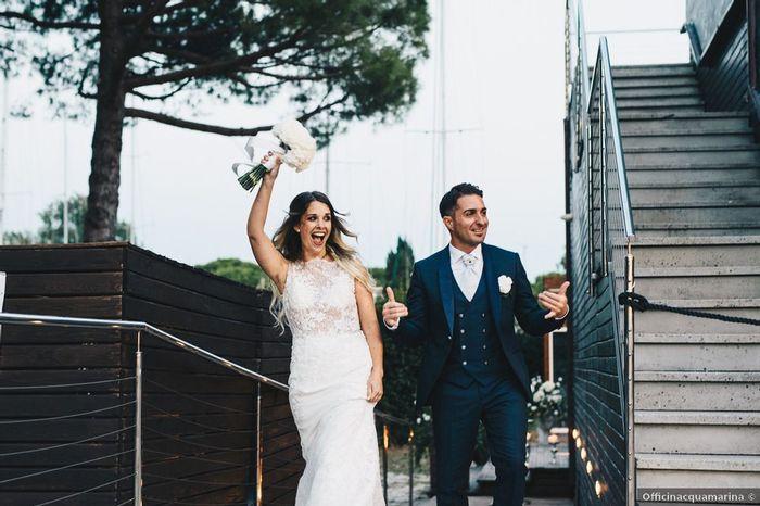 Matrimoni a prima vista: il look sposi 1