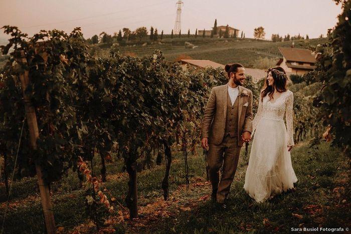 Matrimoni a prima vista: il look sposi 2