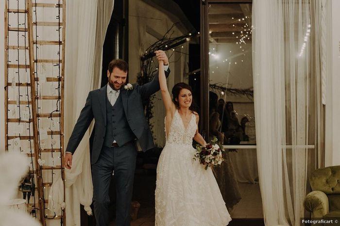 Matrimoni a prima vista: il look sposi 3