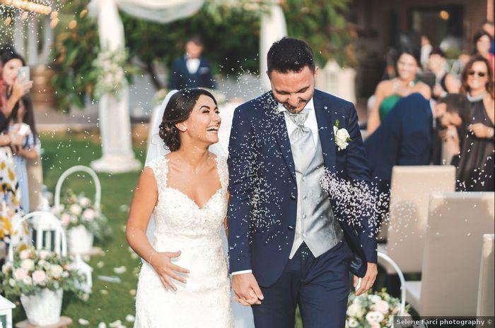 Matrimoni a prima vista: il look sposi 4