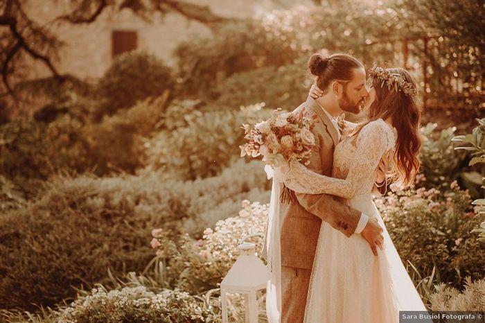 Matrimoni a prima vista: la foto romantica 2