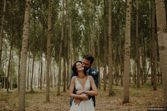 Matrimoni a prima vista: la foto romantica 3