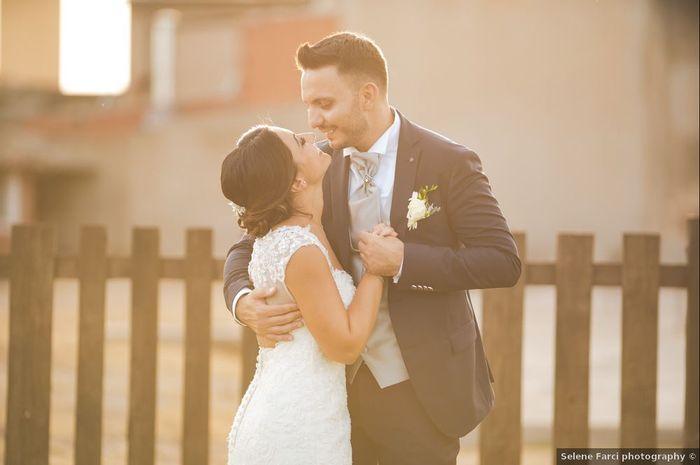 Matrimoni a prima vista: la foto romantica 4