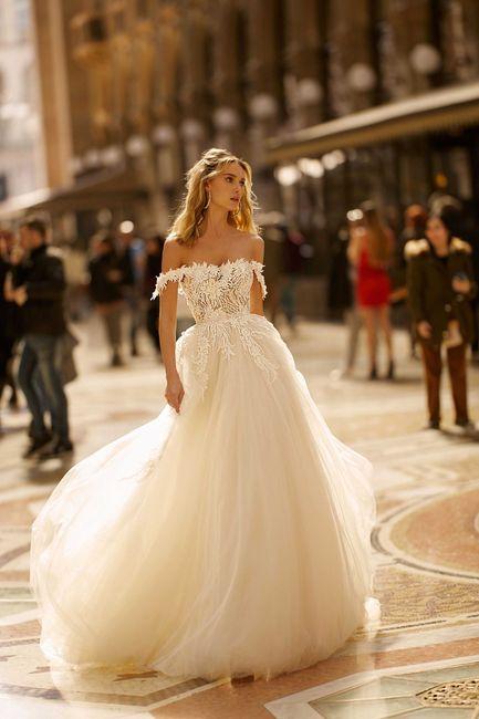 Bridal quiz: abito nº3 1