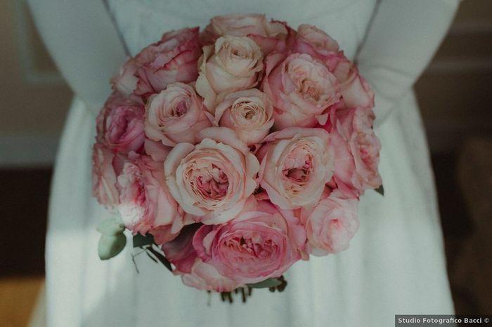 10 bouquet da sposa rosa: quale potrebbe essere il tuo? 1