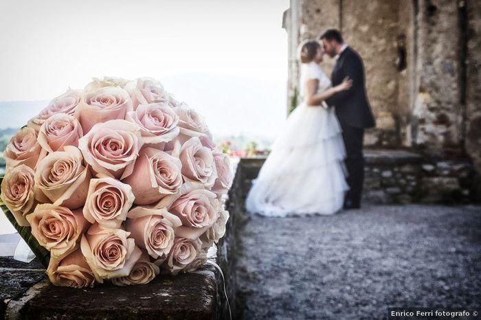 10 bouquet da sposa rosa: quale potrebbe essere il tuo? 3