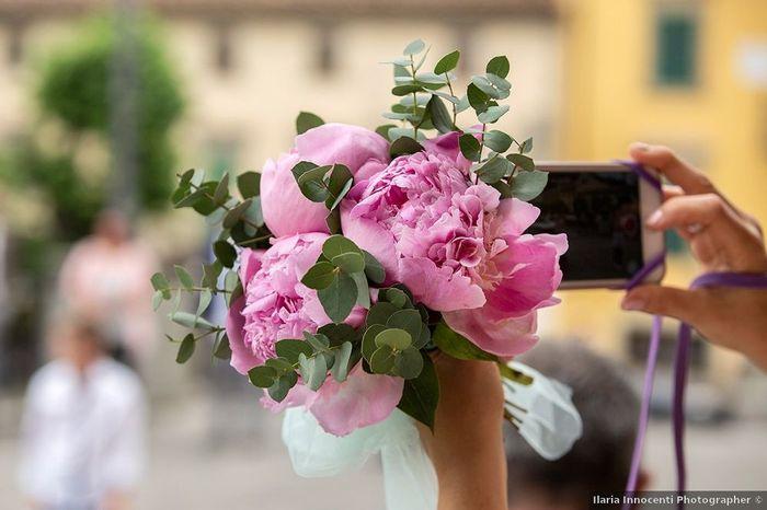 10 bouquet da sposa rosa: quale potrebbe essere il tuo? 4