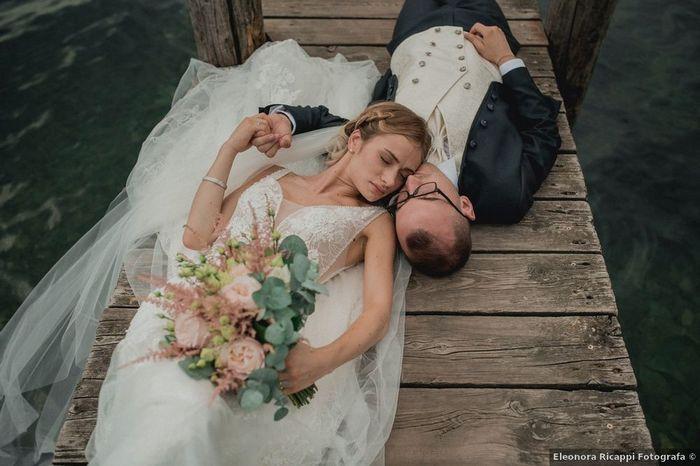 10 bouquet da sposa rosa: quale potrebbe essere il tuo? 5