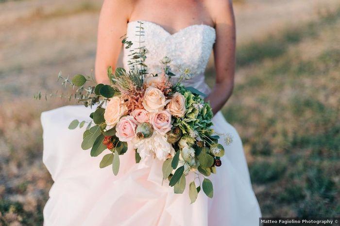 10 bouquet da sposa rosa: quale potrebbe essere il tuo? 6