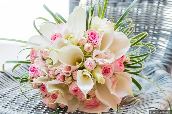 10 bouquet da sposa rosa: quale potrebbe essere il tuo? 7