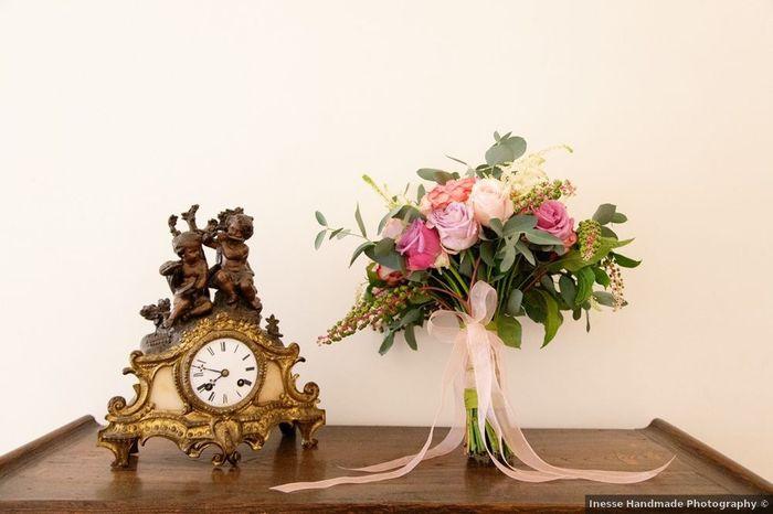 10 bouquet da sposa rosa: quale potrebbe essere il tuo? 8