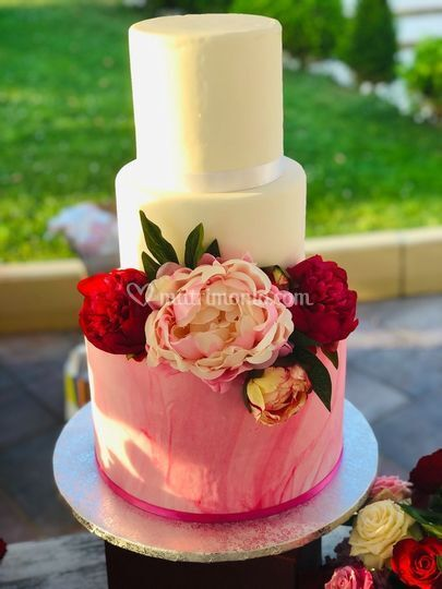 7 torte nuziali con effetto marmo: vota la più bella!🍰 3
