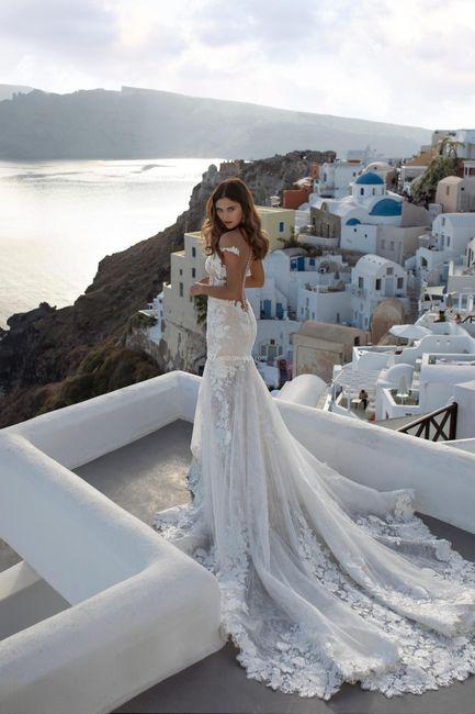 Un abito al giorno: Ricca Sposa 1