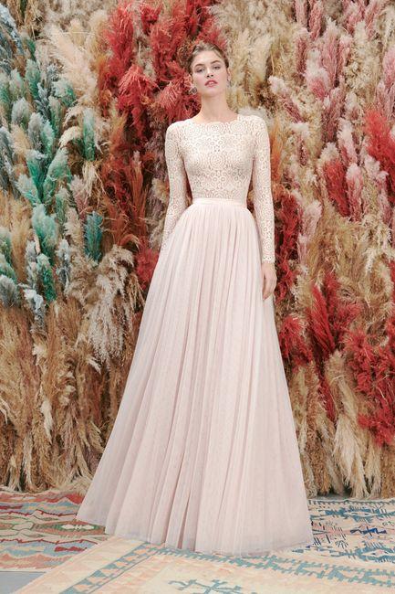 Quale tra questi abiti da sposa è simile al tuo? 2