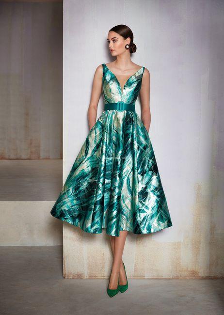 ⛱️Tendenze estate 2021: i 5 colori più cool per l'invitata a nozze! 4