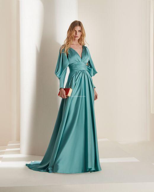⛱️Tendenze estate 2021: i 5 colori più cool per l'invitata a nozze! 5