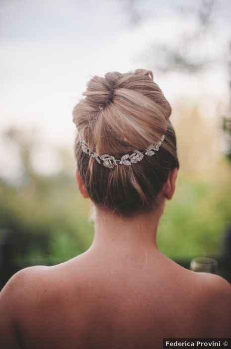 Acconciature sposa: 7 idee a tutto volume! - 3
