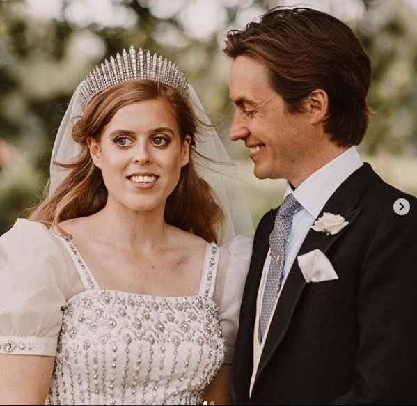 Matrimoni reali: Beatrice di York è convolata a nozze! E questo era il suo abito ❤️ - 2