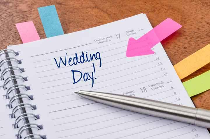 Diario della sposa o wedding organizer? Votate!📕👇🏻 - 1
