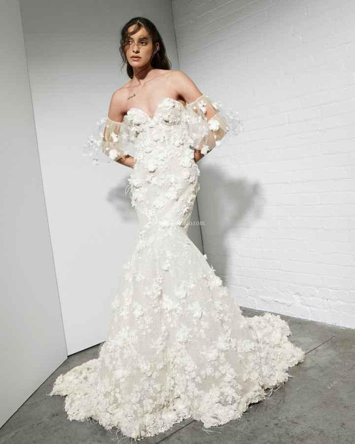 I 10 abiti da sposa più romantici dalle collezioni 2022 - 4