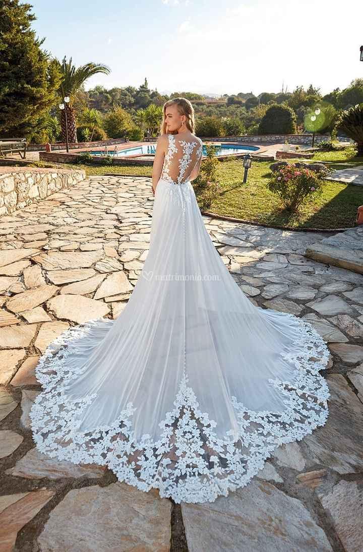 I 10 abiti da sposa più romantici dalle collezioni 2022 - 5