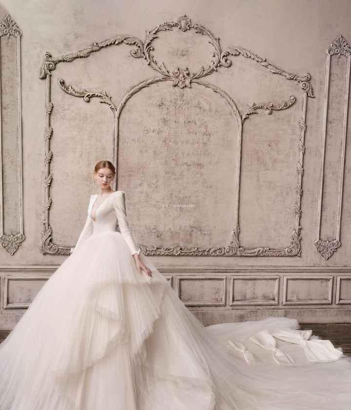 I 10 abiti da sposa più romantici dalle collezioni 2022 - 8