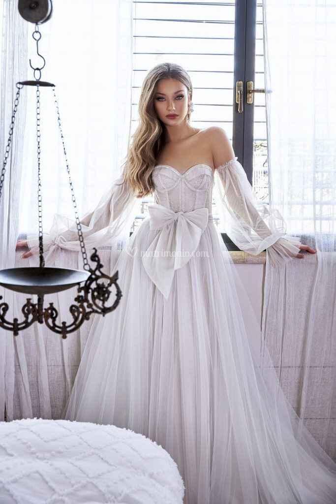 I 10 abiti da sposa più romantici dalle collezioni 2022 - 9