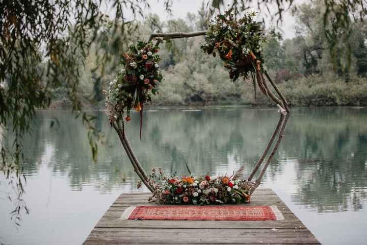 15 spettacolari decorazioni per la cerimonia civile - 8