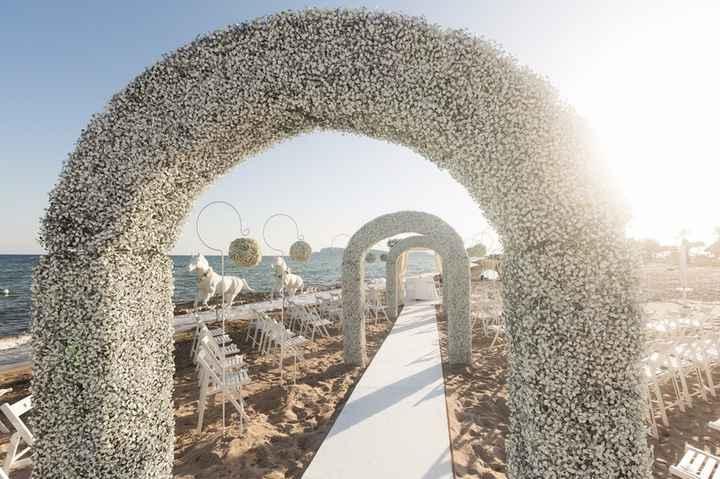 15 spettacolari decorazioni per la cerimonia civile - 9