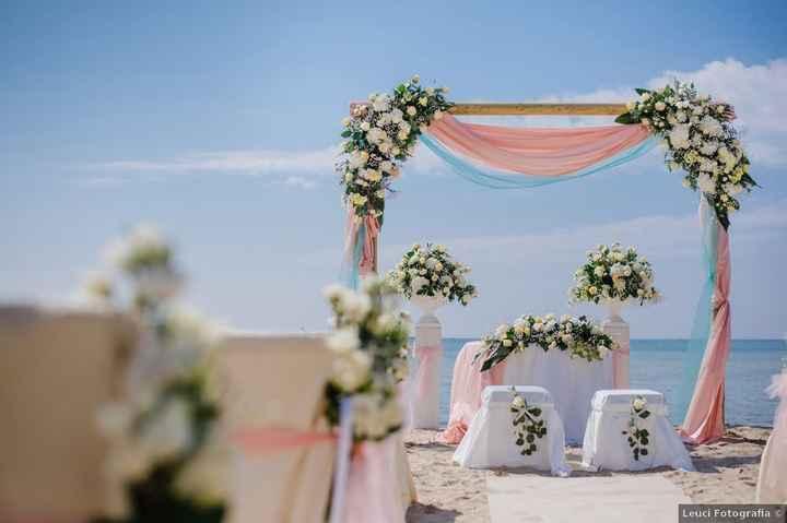 15 spettacolari decorazioni per la cerimonia civile - 10