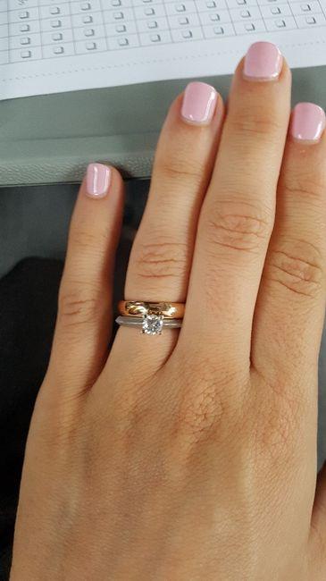 vente en magasin chaussures de tempérament prix imbattable Fede e anello di fidanzamento insieme – Gioielli con ...